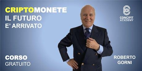 CORSO GRATUITO: CriptoMonete, il futuro è arrivato! - Milano  biglietti
