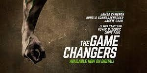 """Kingston Screening of """"The Game Changers"""""""