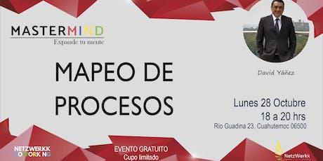 MAPEO DE PROCESOS entradas