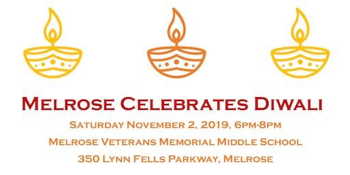 Melrose Celebrates Diwali
