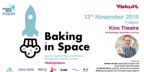 Baking in Space tickets