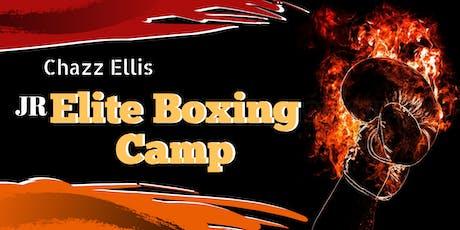 Junior Elite Boxing Camp tickets