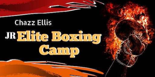 Junior Elite Boxing Camp