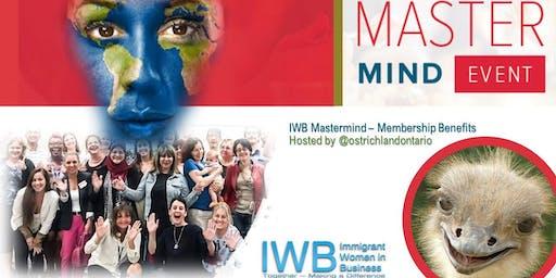 IWB Mastermind – Members Benefits