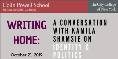 Writing Home: A Conversation with Kamila Shamsie on Identity and Politics