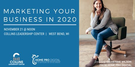 Marketing Your Business in 2020 [Lunch & Learn] tickets