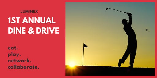 EXPONENTIAL DINE & DRIVE brought to you by LUMINEX