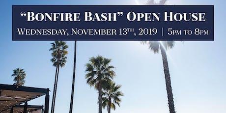 BONFIRE BASH: Corporate Open House tickets