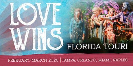 Orlando Love Wins! Kirtan Concert tickets