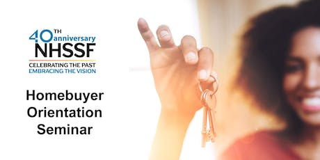 Miami-Dade Homebuyer Orientation Seminar 11/12/19 (English) tickets
