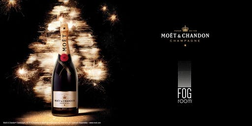 New Year's Eve at Fog Room Seattle