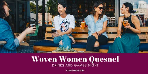 Drinks and Games Night: Gathering For Fun An Event For womxn 18+