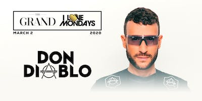 I Love Mondays feat. Don Diablo 3.2.20
