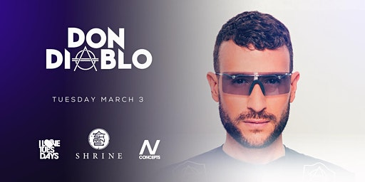 I Love Tuesdays feat. Don Diablo 3.3.20