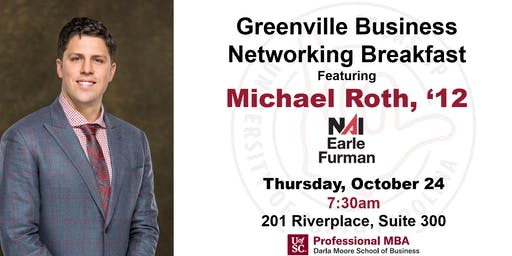 Greenville Gamecocks Business Breakfast