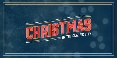 Christmas in The Classic City tickets