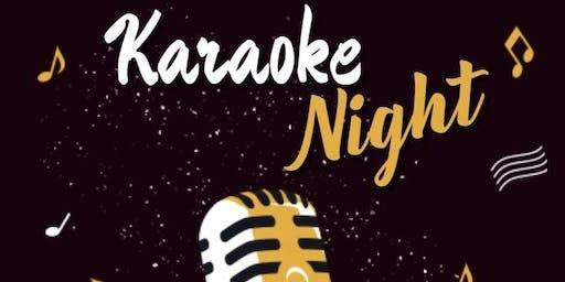 Karaoke with Kip!