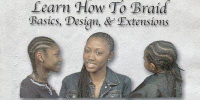 LEARN HOW TO BRAID WORKSHOP - ATLANTA, GA