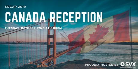 SOCAP19 Canada Reception tickets