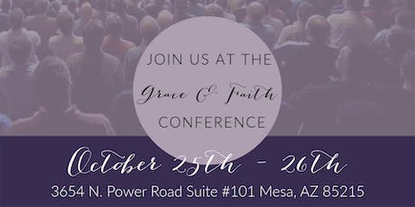 Grace and Faith Conference tickets