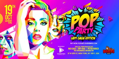 Pop Party - Lady Gaga Edition