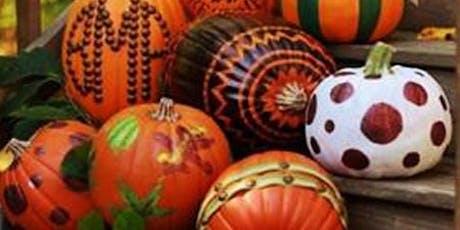 AOII Austin Pumpkin Painting tickets