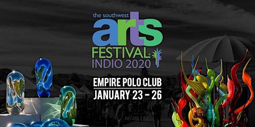 The Southwest Arts Festival® Indio 2020