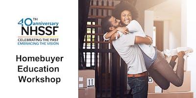 Miami-Dade Homebuyer Education Workshop 11/16/19 (English)