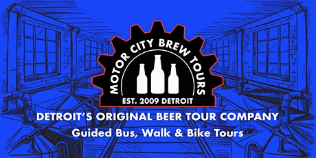 Brewery Walking Tour - Detroit tickets