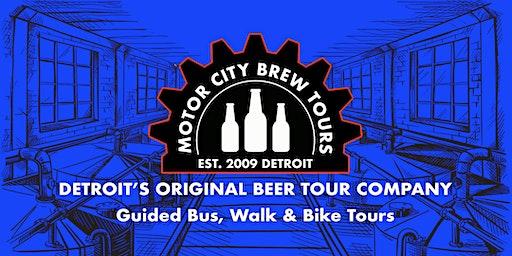 Brewery Walking Tour - Detroit