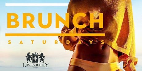 The Lost Saturdays Brunch Party! tickets