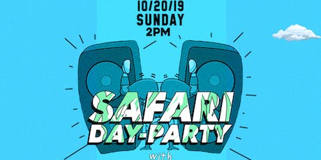 SAFARI DAY PARTY WITH PILLOWTALK tickets