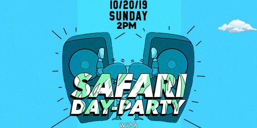 SAFARI DAY PARTY WITH PILLOWTALK