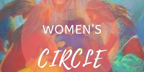New Moon Women's Circle tickets