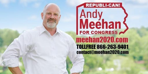 ANDY MEEHAN FOR CONGRESS FUNDRAISER! LIVE MUSIC BY ANDY MEEHAN AND BAND!