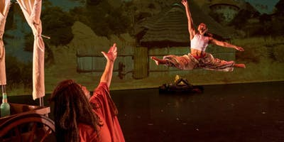 Houston Contemporary Dance Company Presents Moving Myths