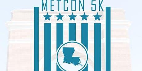 METCON 5K & FIT FEST tickets