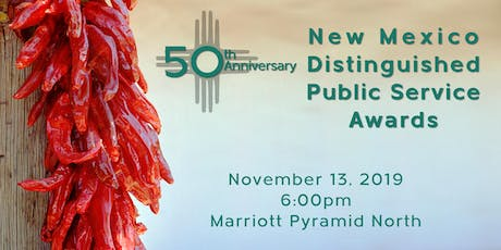 Governor's New Mexico Distinguished Public Service Awards tickets