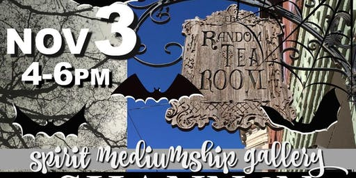 Shannon Danielle Spirit Mediumship Gallery | The Random Tea Room