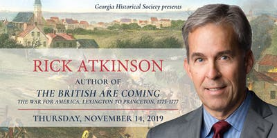 An Evening with Rick Atkinson