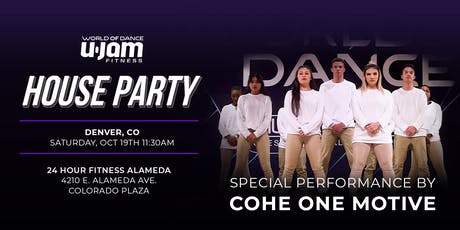 World of Dance U-Jam, Come Dance with Us! - Denver, CO tickets