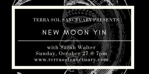 New Moon Yin Yoga