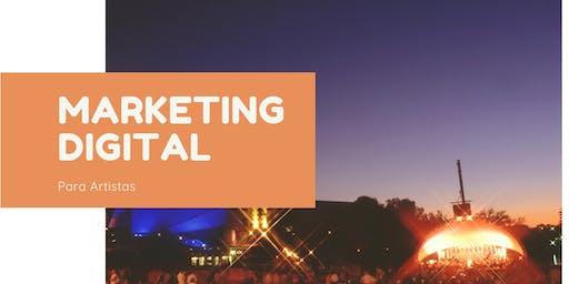 Taller Marketing Digital para Artistas