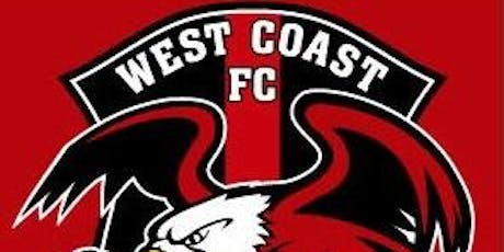 West Coast FC Meetup tickets