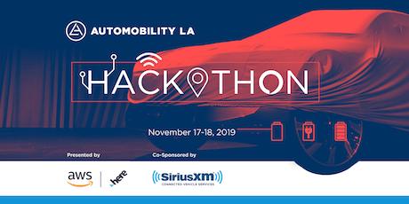 AutoMobility LA Hackathon tickets