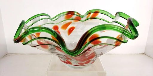 Blow Your Own Holiday Bowl - Friday, November 15 at 10:00am