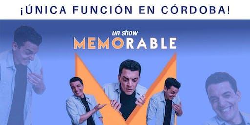 Memo Senas - Un Show Memorable!