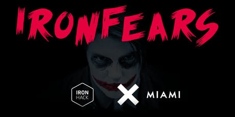 IronFEARS : Halloween Ironbeers @ X Miami tickets