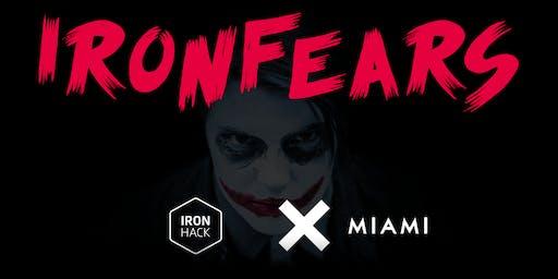 IronFEARS : Halloween Ironbeers @ X Miami