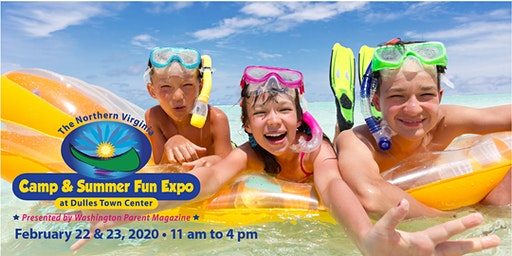 2020 Northern Virginia Camp & Summer Fun Expo